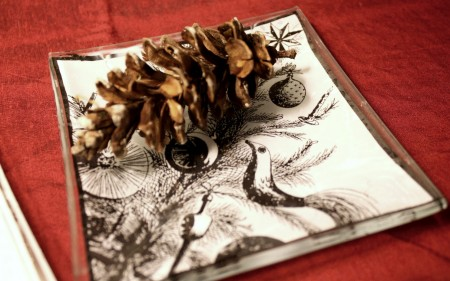 Christmas Decoupage Craft Project