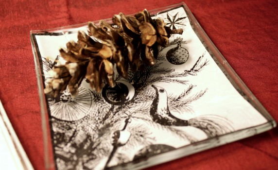 Christmas Decoupage Craft Project