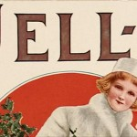 Printable Vintage Christmas Ad from 1912 for Jell-o Gelatin