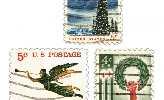 Pictures of Christmas Stamps