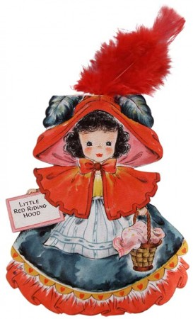 Hallmark Dolls - Red Riding Hood