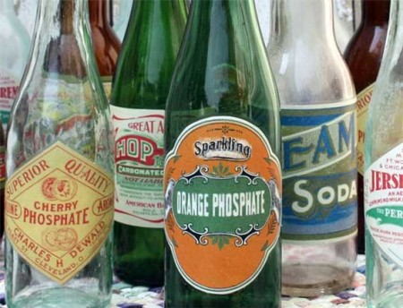 Printable Vintage Bottle Labels