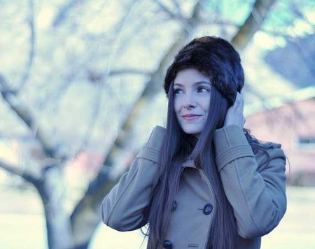 How to Make a Vintage Looking Faux Fur Hat