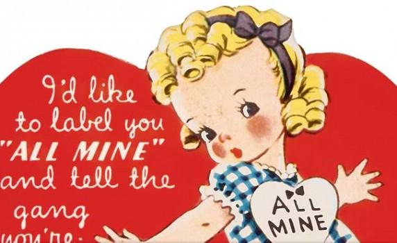 Tag vintage cards Vintage Fangirl – Vintage Valentine Cards to Print