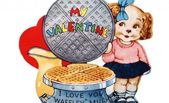 Tag Valentines Day Vintage Fangirl – Vintage Valentine Cards to Print