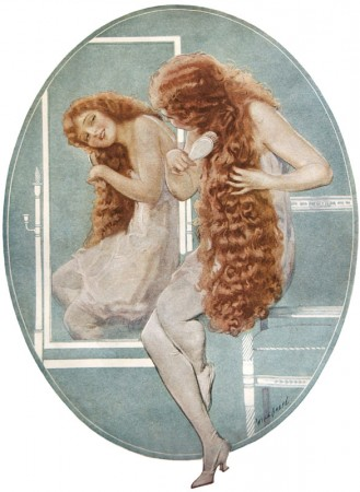 Vintage Watkins Shampoo Ad from 1919