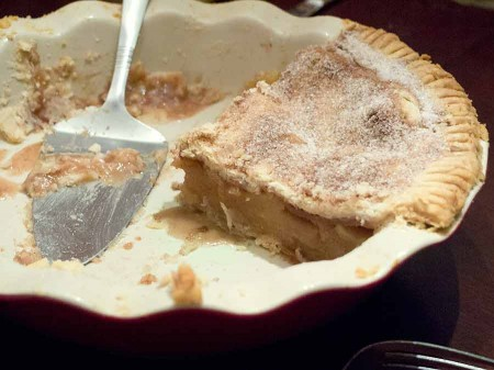 Amazing Old Fashioned Apple Pie Recipe