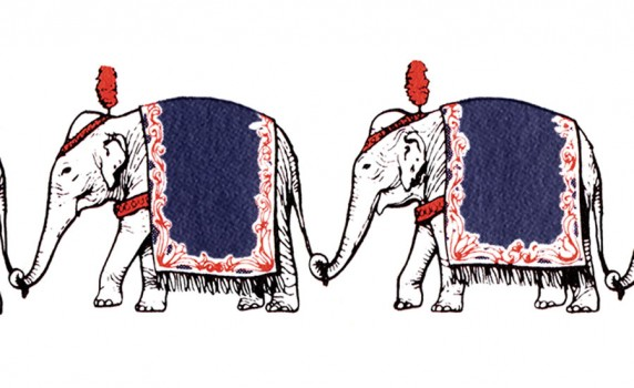vintage-circus-elephants