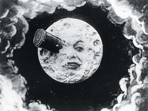 Georges Méliès - A Trip to the Moon