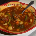 Rich Vegetable Beef Soup Recipe