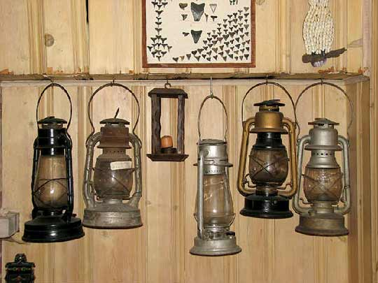 Antique Lanterns