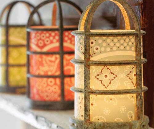 Vintage Luminarias