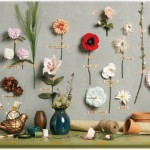 New Scrumptious Fabric Flower Projects from McCall's