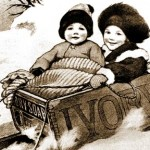 Printable Vintage Ivory Soap Ad from Christmas 1912