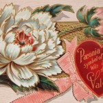 Free High Resolution Vintage Victorian Valentine's Day Postcard