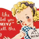 Cute Child's Vintage Valentine Printable from 1946