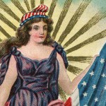 New Series! 25 Days of Vintage Summer & Patriotic Art