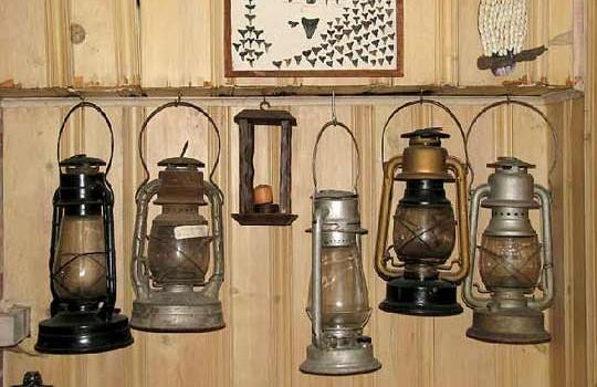 Antique Lanters