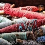 Still Life: Vintage Threads